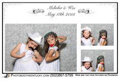 Wedding Reception Photo Booth