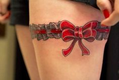 I would love something dainty like this but with lighter colors, maybe white lace and a pastel ribbon :)