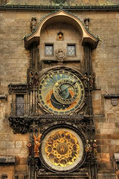 Prague Astronomical Clock, Prague. | Read More Info
