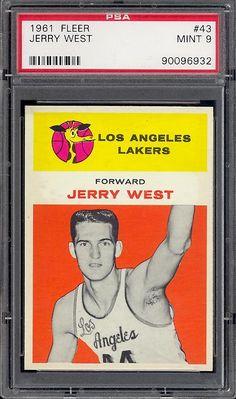 1961 Fleer Football Cards Psa | Sports Card Report: 1961 Fleer Basketball High End Rookie Card ...