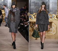Nőies glamúr sikk télre, olaszul - Massimo Rebecchi | retikul.hu