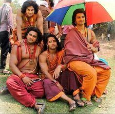 Mahabharat Behind Scene I Still Love Him, I Really Love You, Tv Actors, Actors & Actresses, Do You Marry Me, The Mahabharata, Hair Puff, Shaheer Sheikh, Disney Frozen Elsa