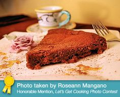 Giada De Laurentiis - Chocolate Amaretti Cake