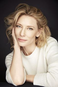 Cate Blanchett for SK-II 2016 campaign