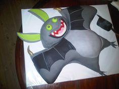 Bat Cakejpg cakepins.com