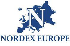 Nordex Europe - přední dovozce výrobků a systémů ze Skandinávie a Španělska Web Foto, Business Help, Seo Marketing, Europe, Omega, Logo, Logos, Environmental Print