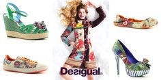 colorful shoes! Bij Desigual kun je zeker slagen voor kleurrijke kleding maar ook schoentjes! (leuke jas trouwens ;))