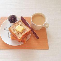 breakfast plate | pinterest @softcoffee