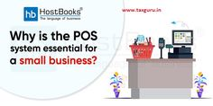 Whether your business deals in #retail, F&B, or services, a #POS system provides you with a centralized business management platform that simplifies your #business operations and streamlines customer touchpoints.  #POSSystem #POSSoftware #SmallBusiness #HostBooks #BusinessKaAllrounder Business Operations, Business Management, Pos, Finance, Software, Retail, Essentials, Language, Platform