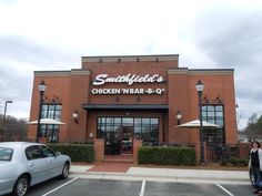 Smithfield's BBQ in NC