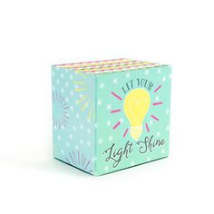 Save Spend Give Piggy Bank - Money Organizer Money Box - Let Your Light Shine by The Piggy Box Track Spending, Let Your Light Shine, Money Box, Piggy Bank, Kids Learning, How To Make Money, Decorative Boxes, Parenting, Let It Be