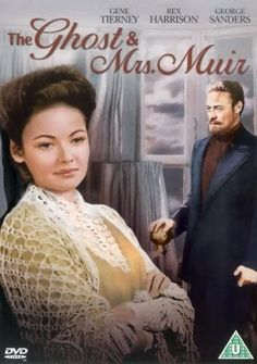 Gene Tierney and Rex Harrison in The Ghost and Mrs. Muir. The TV series was good while it lasted, too.