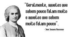 Conversas & Controversas: JEAN JACQUES ROUSSEAU