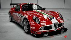 alfa racing 8c