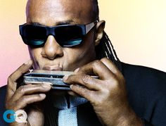 STEVIE WONDER | The Immortal 19 Musicians That Matter GQ's Legacy Project