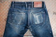 3sixteen Well Worn: ST-120xk #menswear #denim #jeans #fade #selvedge #indigo #rugged #fashion #pant #mode #style #inspiration #clothing