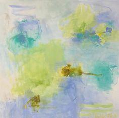 36 x 36  Acrylic on canvas