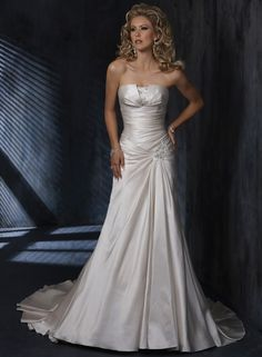 Naomi - by Maggie Sottero this was my dress!