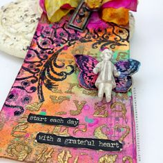 12 tags of 2015 my march version distressed painting, tag art, tim holtz, r Tiny Cactus, Sculpture Lessons, The Last Meal, School Painting, Swedish Recipes, Grateful Heart, Distressed Painting, Recipe Of The Day, Healthy Foods To Eat
