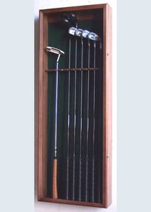 Old Ghost Collectibles - Large Golf Clubs Display Case Cabinet Shadow Box w/ UV Protection- Lockable, $180.00 (http://www.oldghostcollectibles.com/large-golf-clubs-display-case-cabinet-shadow-box-w-uv-protection-lockable/)