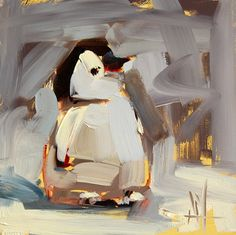 Little Penguin Painting