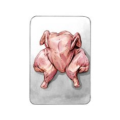 MICHAEL HOEWELER - How To Spatchcock A Chicken, for WSJ's Off-Duty...