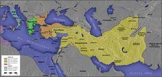 Diadochi es - Imperio seléucida - Wikipedia, la enciclopedia libre