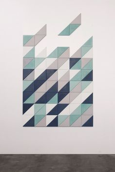 DIAGONAL Concrete Tile on Behance