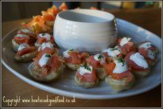 Christmas smoked salmon www.howtocookgoodfood.co.uk #christmas #food