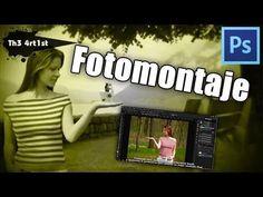 Fotomontaje - Tutorial Photoshop CS6 (Español) HD