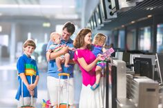 Ten Tips On Flying With Kids - from a Flight Attendant Travel With Kids, Family Travel, Family Vacations, Toddler Travel, Baby Travel, Travel Bag, Buy Airline Tickets, European Road Trip, Flying With Kids