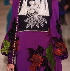 patternprints journal: PATTERNS, PRINTS, TEXTURES AND SURFACES INTO F/W 2017-18 FASHION COLLECTIONS / PARIS 1 - Andrew Gn