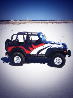 I want this Jeep!