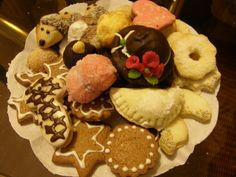 gift packet of cookies