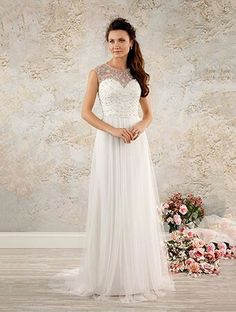 Modern Vintage Style 8555, Alfred Angelo $1050