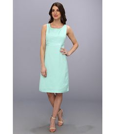 Jessica Howard 2Pc 3/4 Sleeve Jacket Dress With Inset Waist Shift