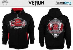 Venum Built 2 Strike 2.0 Hoodie at http://www.fighterstyle.com/venum-built-2-strike-2-0-hoodie/