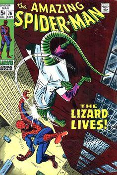 The Amazing Spider-Man (Vol. 1) 076 (1969/09)