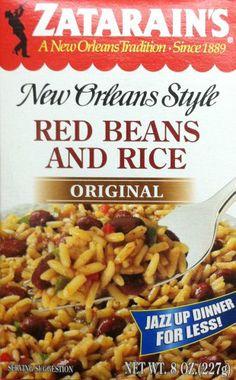 Zatarains Zatarains New Orleans Style Red Beans And Rice Original 8oz  ... /zatarains-new-orleans-style-red-beans-and-rice-original-8oz-2-pack