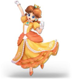 The #SuperSmashBros publications series only began guys !! Here is #PrincessDaisy 's #artwork from #SuperSmashBrosUltimate !! #WeAreDaisy #nintendo #NintendoSwitch