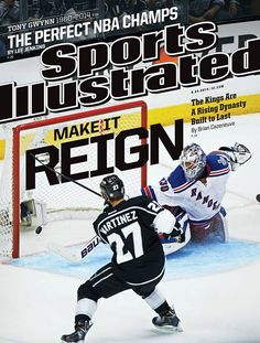 Sports Illustrated - Los Angeles Kings (2014)