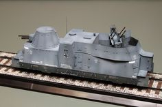 as far back as world war one germany employed armored trains to ...