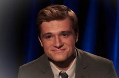 Josh Hutcherson Is A Sensitive Guy, funny video