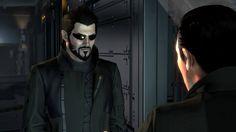 Adam Jensen - Deus Ex Mankind Divided.