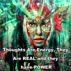 Just a heads up. Thoughts are VERY powerful these days. I am noticing this interesting theme of the projector vs the Creator. We are doing two things right now as this energy is hard to contain. We...
