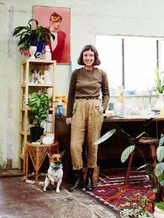 Tessy M King — The Design Files   Australia's most popular design blog.