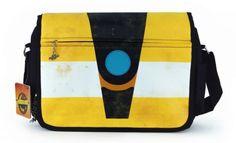 sponsored Borderlands Claptrap Messenger Bag