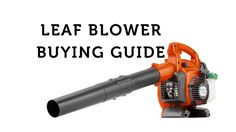 """Leaf Blower Buying Guide: Don't let the name """"leaf blower"""" fool you. This is a versatile piece of outdoor equipment that can help you with a variety of tasks. Besides the obvious of helping to save your back in the fall with leaf cleanup, a leaf blower can also double as a driveway/sidewalk sweeper, debris corraler and a snow remover (if the snow is light enough). There is a wide variety of leaf blowers to choose from, so when selecting the one for you, it is important to consider your yard…"""