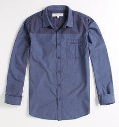 Ezekiel Graceland Long Sleeve Woven Shirt - PacSun.com