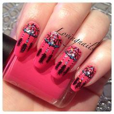 lovingnails_nail_art #nail #nails #nailart